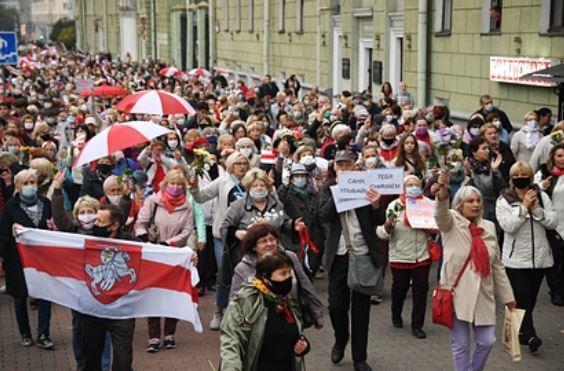 Netflix снимет фильм о протестах в Белоруссии 1