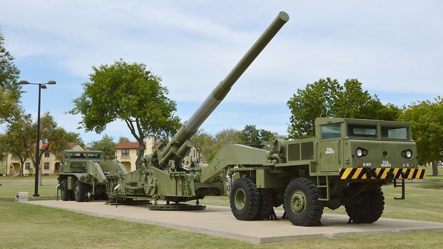 В Америке создадут «способную обстреливать Москву» пушку 1