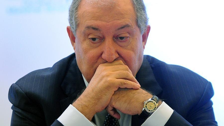Президент Армении назвал условие признания независимости НКР 1