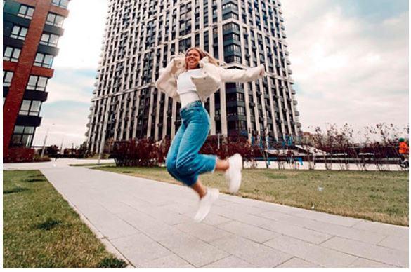 Рита Дакота купила две квартиры в Москве 1