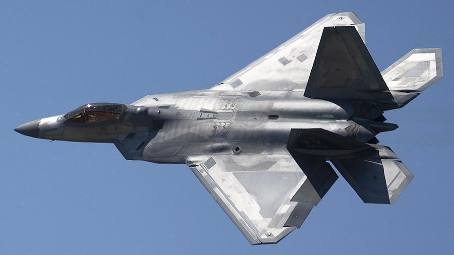 Военные самолеты США перехватили два бомбардировщика и два истребителя ВКС России 1