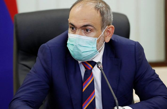 Пашинян заявил о вмешательстве Израиля в конфликт в Нагорном Карабахе 1