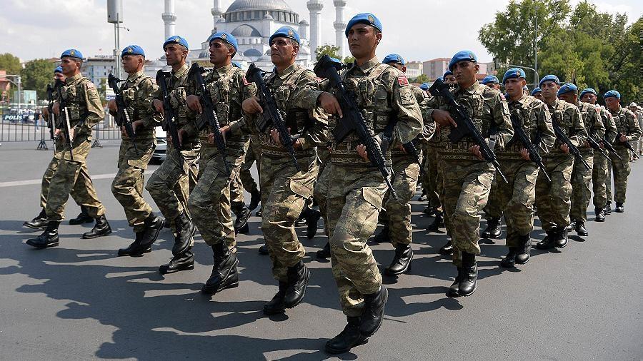 Турция направит войска в НКР в случае просьбы от Баку 1