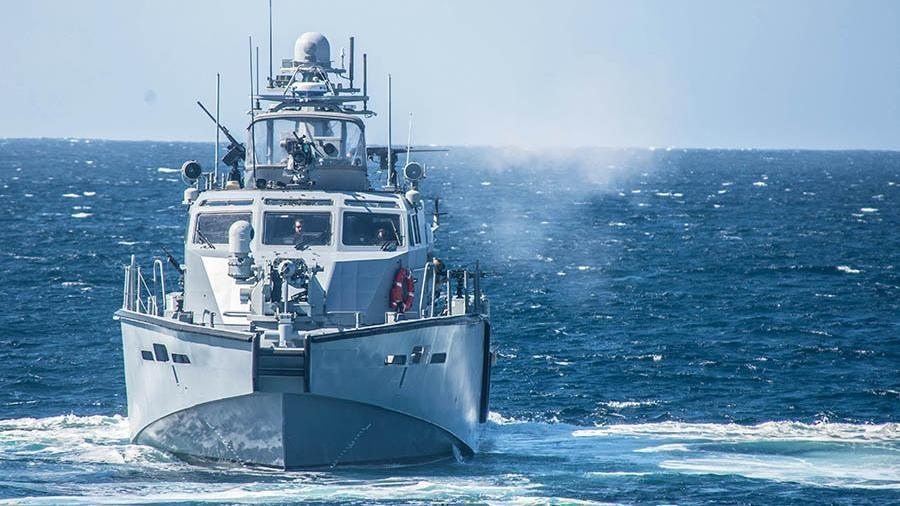 США усилят группировку катеров в Тихом океане для противодействия КНР 1