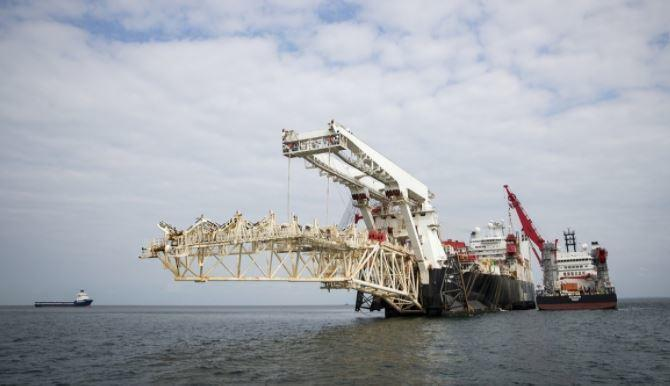 Эксперт объяснил, почему «Газпром» достроит «СП-2» при любых рисках от США 1