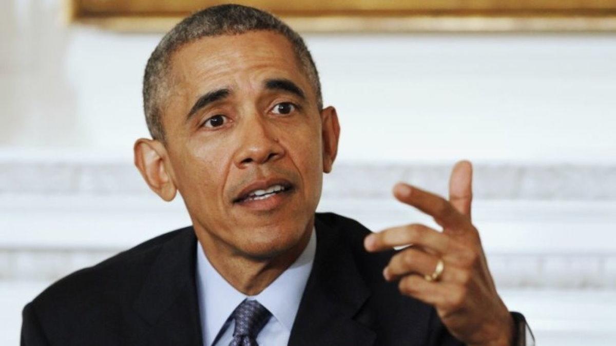 """Обама """"заклеймил"""" Трампа: даже себя не может защитить 1"""