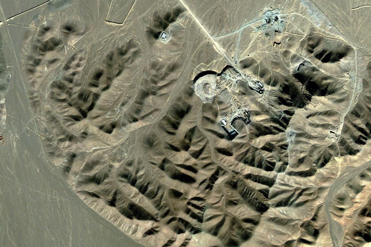 МАГАТЭ: Иран строит подземный ядерный объект 1
