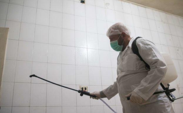 Ученые создали систему дезинфекции, поражающую COVID-19 за 10 минут 1
