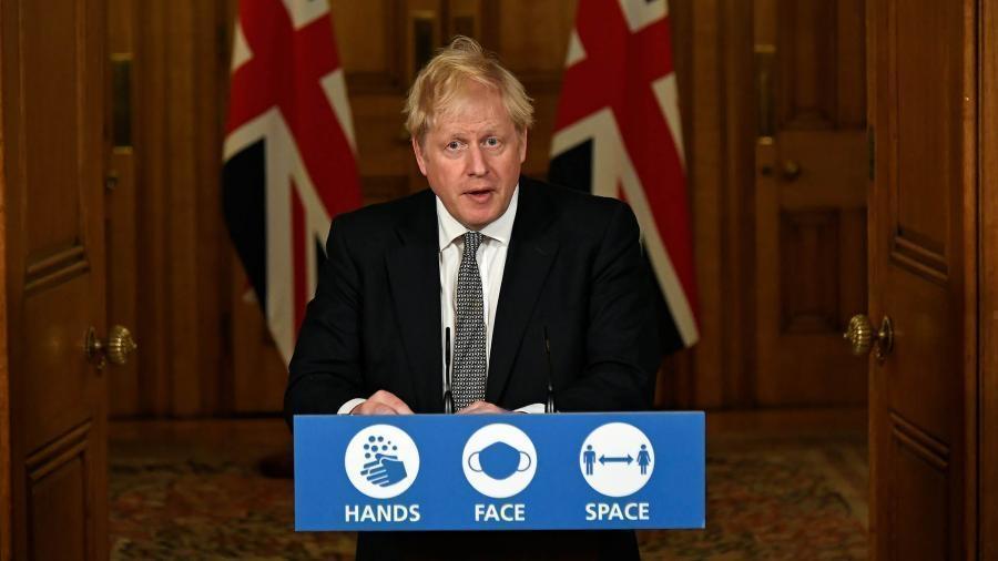 Джонсон объявил о карантине в Британии с 5 ноября 1