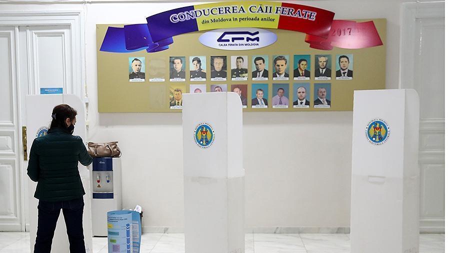 В Молдавии выбирают президента 1