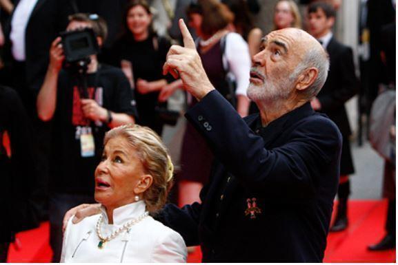 Вдова Шона Коннери рассказала о деменции и тяжелых последних днях актера 1