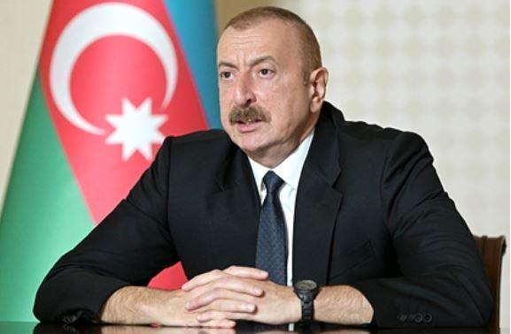 Алиев заявил о готовности остановить войну в Нагорном Карабахе 1