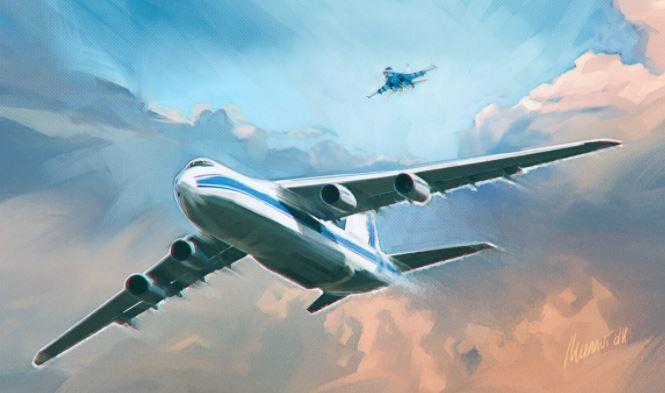 Турцию сильно разочаровала неспособность Украины делать Ан-124 без России 1