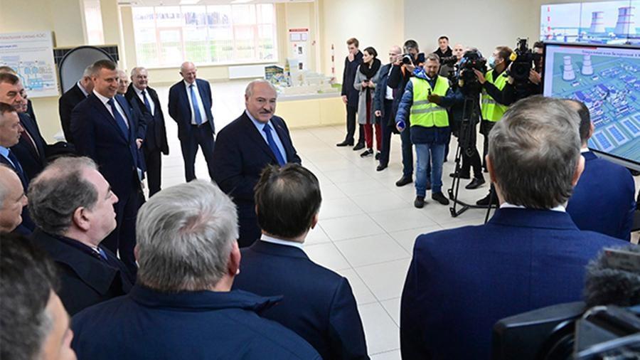 Лукашенко анонсировал становление Белоруссии ядерной державой 1