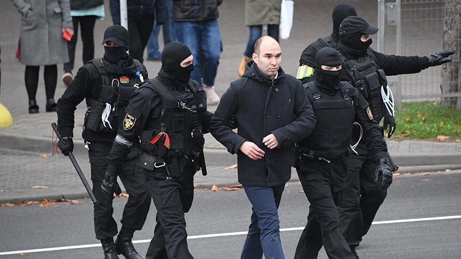 На протестах в Белоруссии задержаны почти 800 человек 1