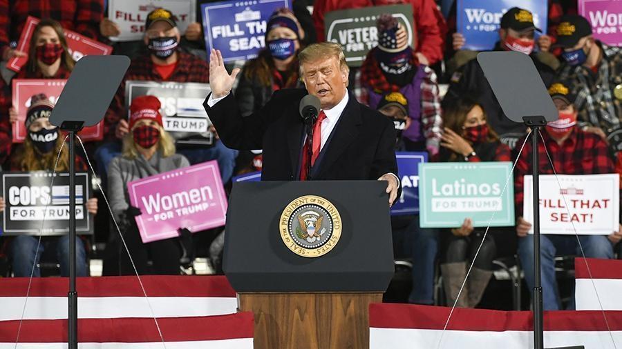 Трамп проведет митинги для оспаривания результатов выборов 1