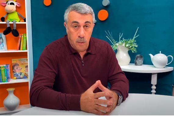 Доктор Комаровский развеял мифы о пневмонии 1