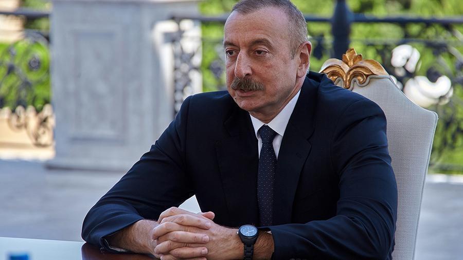 Алиев извинился перед Путиным за сбитый Ми-24 1
