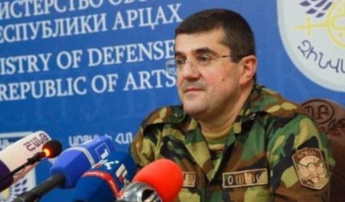 Президент Карабаха Арутюнян согласился завершить войну в республике 1