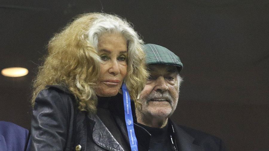 Вдова Шона Коннери может сесть в тюрьму по делу о мошенничестве 1