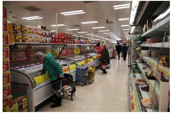 Британцев предупредили о дефиците продуктов 1