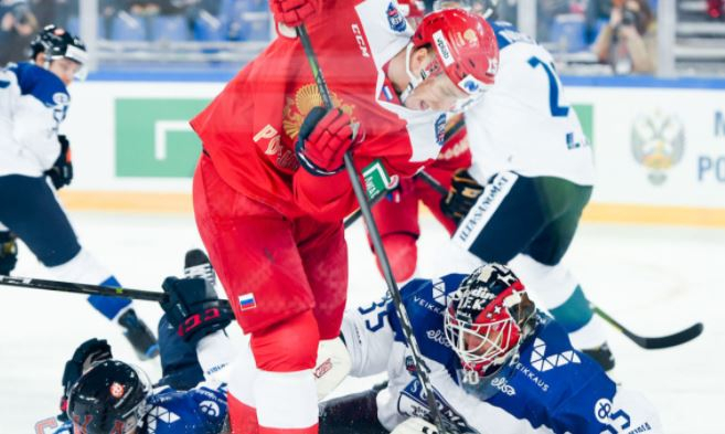 Сборная США победила Канаду в финале МЧМ по хоккею 1