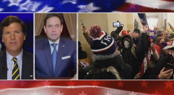 Американский сенатор о штурме Капитолия: мы выглядим как страна третьего мира 1