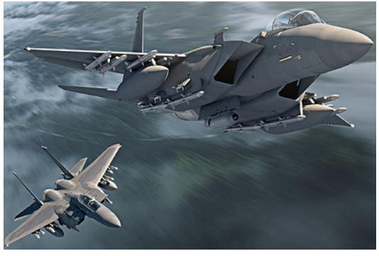 В США объяснили создание аналога Су-57 1