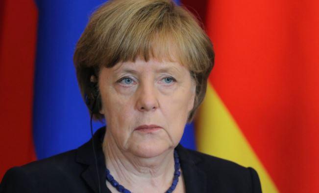 Меркель выбрала жизнь с сединой в волосах в условиях карантина в Германии 1