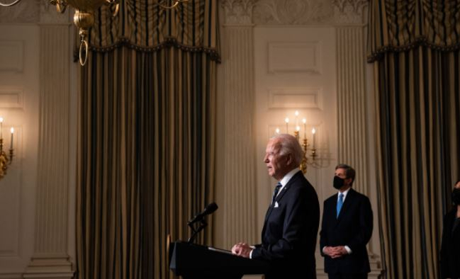 Джо Байден заявил о различиях с политикой Трампа в отношении РФ 1