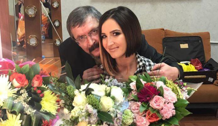 Отец Ольги Бузовой призвал Даву помириться с певицей 1