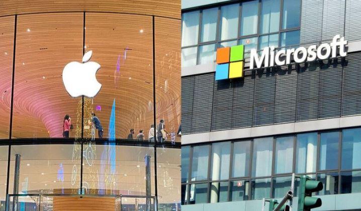 Apple и Microsoft увеличили свои доходы на фоне пандемии коронавируса 1