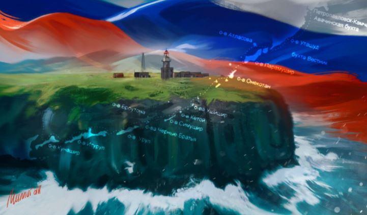 Япония перенимает у США опыт ведения инфовойны против России 1