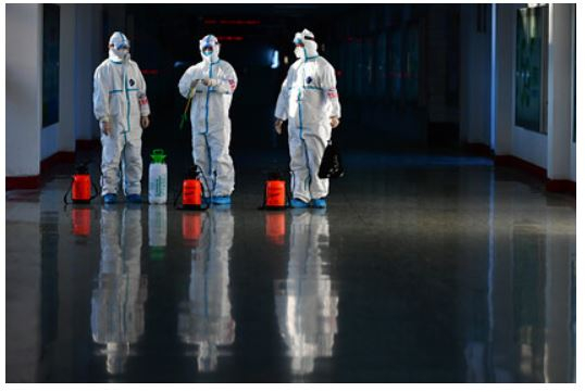 Ученые обнаружили новые улики в ходе расследования пандемии в Ухане 1