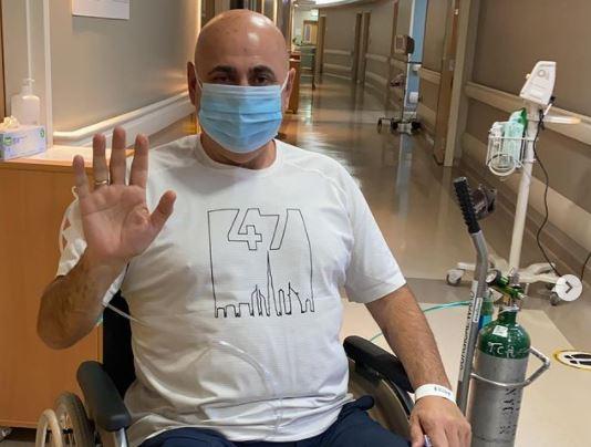 Продюсер Пригожин попал в инвалидное кресло из-за коронавируса