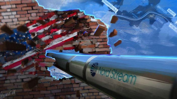 Вашингтон готов на все ради остановки «Северного потока — 2»