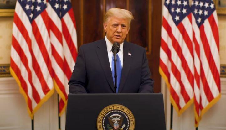 Трамп назвал Байдена худшим президентом в истории США