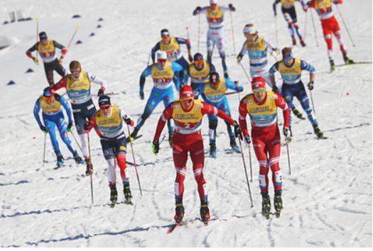 Большунов отреагировал на бронзу в командном спринте на чемпионате мира