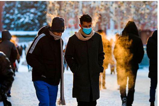Врач назвала способы защититься от простуды весной