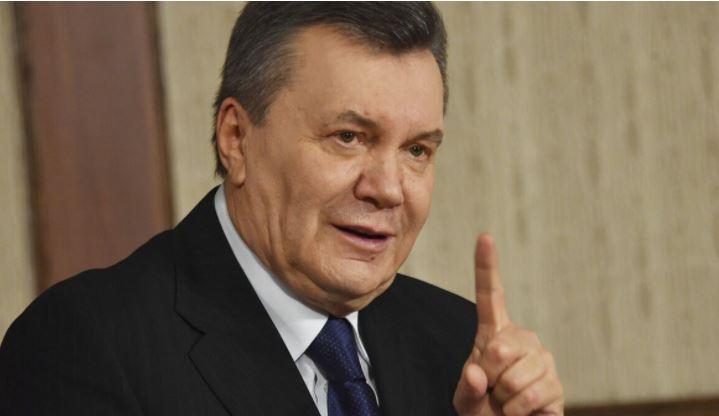 Европа пролонгировала санкции против Януковича