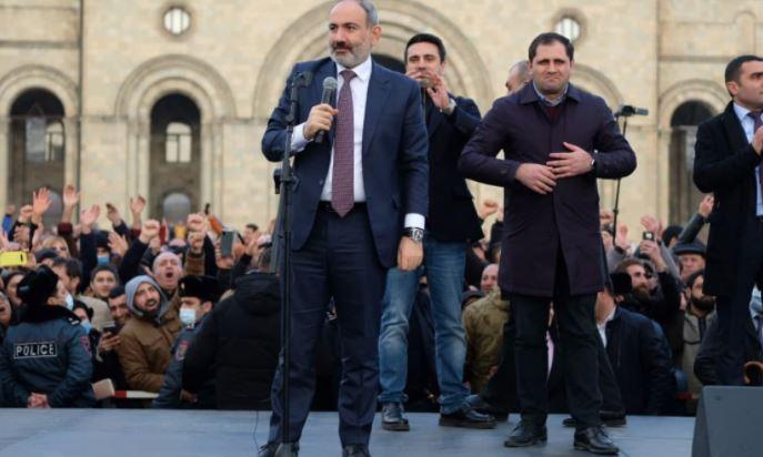 Покровители хаоса: США продолжают использовать Армению для своих целей