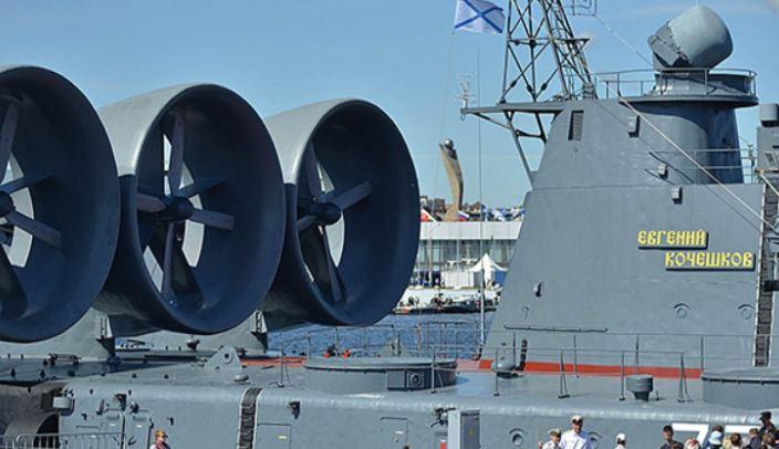 Аналитики The National Interest восхитились кораблями ВМФ РФ