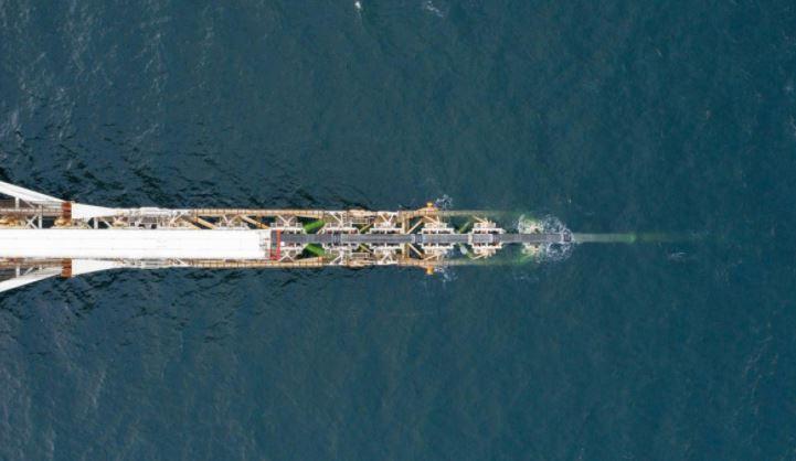 Uniper: «Северный поток — 2» завершен на 98% 1