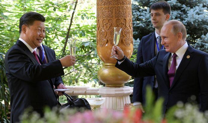 Le Monde: эстонская разведка обеспокоена сближением России и Китая