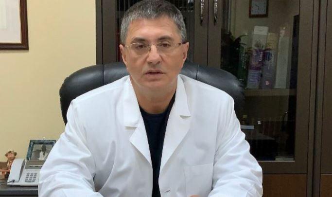 Доктор Мясников объяснил, почему мужчины чаще женщин заболевают COVID-19