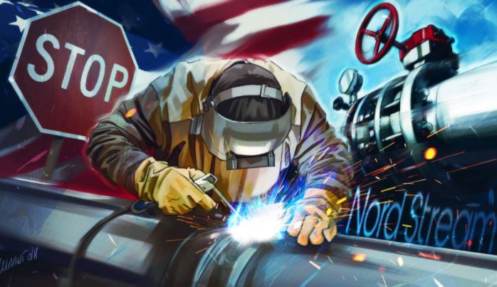 Госдеп подтвердил намерение США заблокировать «Северный поток — 2» 1