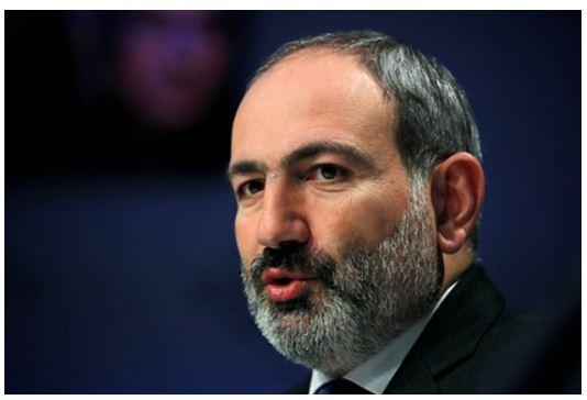 Пашинян объявил об увольнении главы Генштаба 1