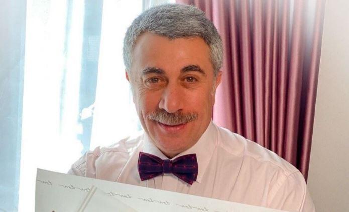 Доктор Комаровский указал на важность приема витамина D 1