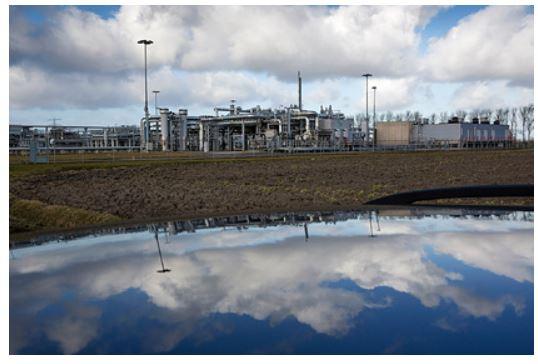 Запасы газа в Европе истощились 1