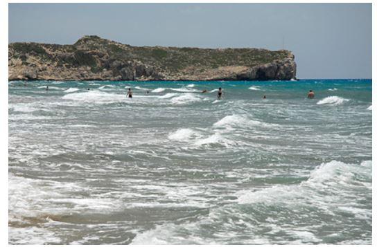 Отдыхающим в Турции посоветовали не купаться в море 1